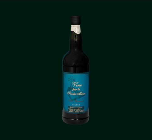 Vino per la Santa Messa - Liquoroso Bianco2